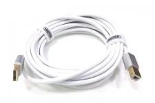 Cáp USB máy in 2.0 3m Unitek Y-C 420FSL