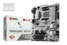Mainboard MSI B350 TOMAHAWK ARCTIC