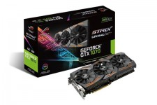 Asus Geforce GTX 1070 Strix OC 8GB