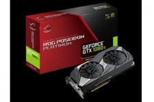Asus GeForce® GTX 1080 Ti Platinum edition 11GB GDDR5X