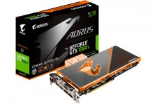 Gigabyte Nvidia Geforce GTX 1080 Ti AORUS Waterforce WB Xtreme Edition 11G