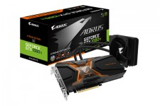 Gigabyte Nvidia Geforce GTX 1080 Ti AORUS Waterforce Xtreme Edition 11G