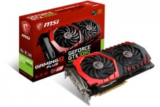 MSI Geforce GTX 1060 GAMING X Plus 6GB