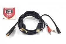 Cáp VGA To HDMI KY-V552B