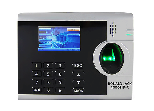 Máy chấm công Ronald Jack 4000TID-C