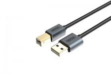 Cáp USB máy in 2.0 3m Unitek Y-C 420FGY