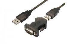 Cáp USB Nối Dài 1.1+ Đầu Đổi USB to VGA Unitek (Y-109)