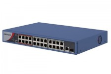Switch POE 24 Port HIKVISION DS-3E0326P-E/M(B)
