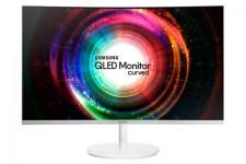Màn hình Samsung LC32H711QEEXXV cong 31.5 inch