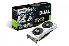 Asus Geforce GTX 1060 Dual OC 6GB