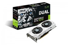 ASUS Geforce GTX 1070 Dual OC 8GB