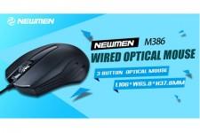Chuột có dây Newmen M386