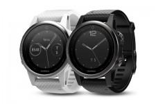 Đồng hồ thể thao thông minh Fenix 5S Đen