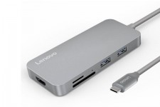Cáp Type-C To USB + HDMI Lenovo C107