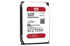 Ổ cứng Western Red 8TB WD80EFAX