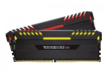 Ram Corsair Vengeance RGB (2x8GB ) DDR4 16G bus 2666