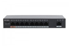 Switch PoE Kbvision KX-SW08P1 8-Port 10/100Mbps