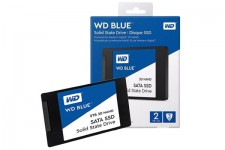 Ổ cứng SSD WD Blue 2TB 3D NAND