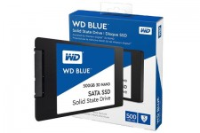 Ổ cứng SSD WD Blue 500GB 3D NAND