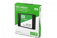 Ổ cứng SSD WD Green 120GB WDS120G2G0A