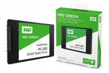 Ổ cứng SSD WD Green 240GB WDS240G2G0A