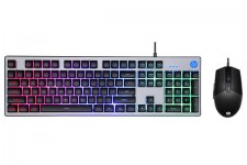 Keyboard + Mouse HP KM300F