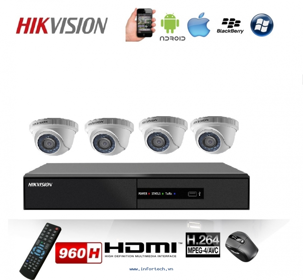 camera Hikvision giá rẻ