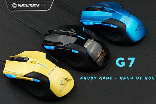 Chuột Game Newmen G7